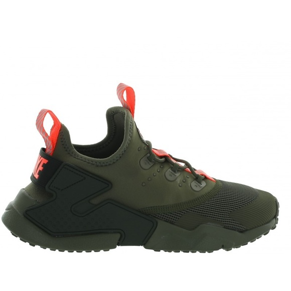 low priced 30231 1697a OLIVE GREEN NIKE HUARACHE DRIFT GS (Kids Size 8 W)